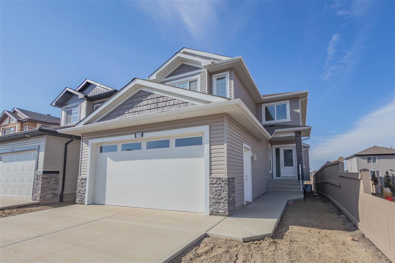 MLS® listing #E4153126 for sale located at 2518 16A Avenue