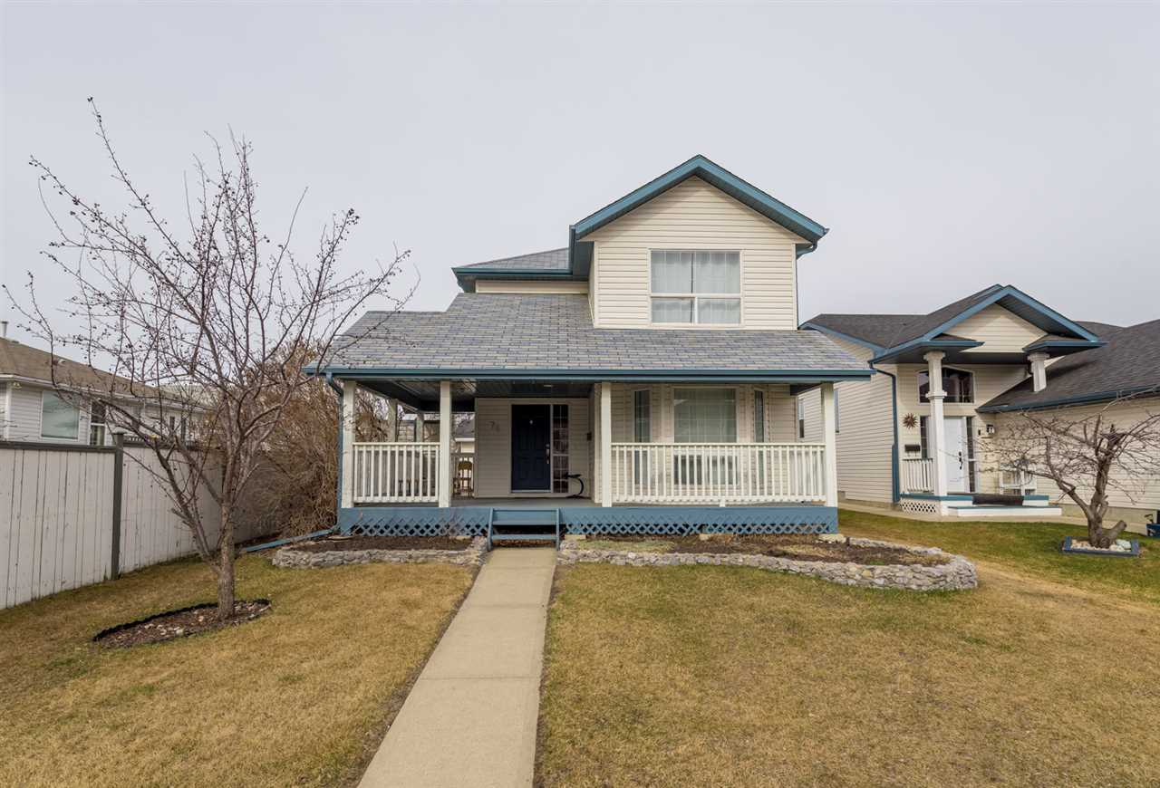 MLS® listing #E4153133 for sale located at 78 CACTUS Way