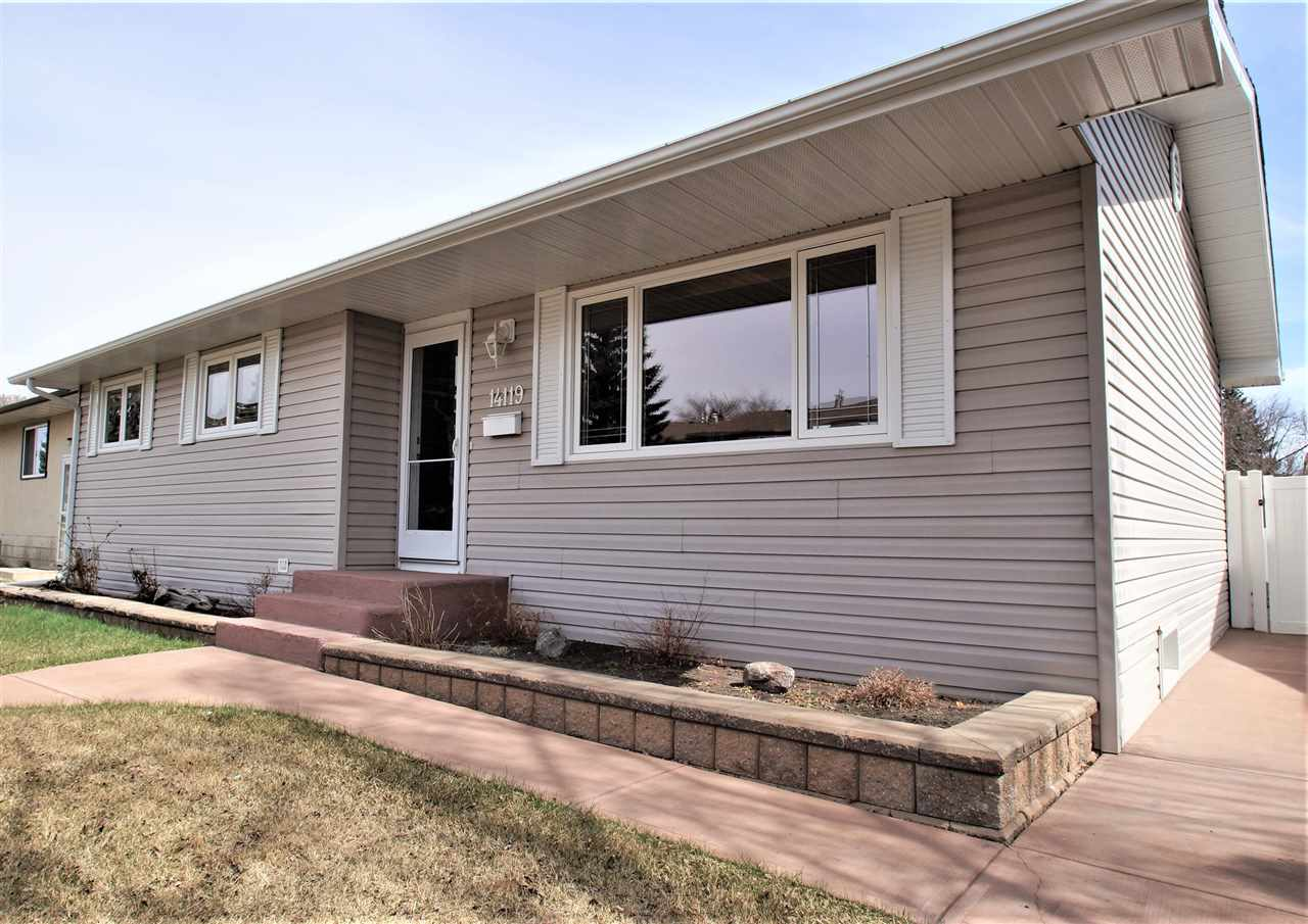 MLS® listing #E4153134 for sale located at 14119 80 Street