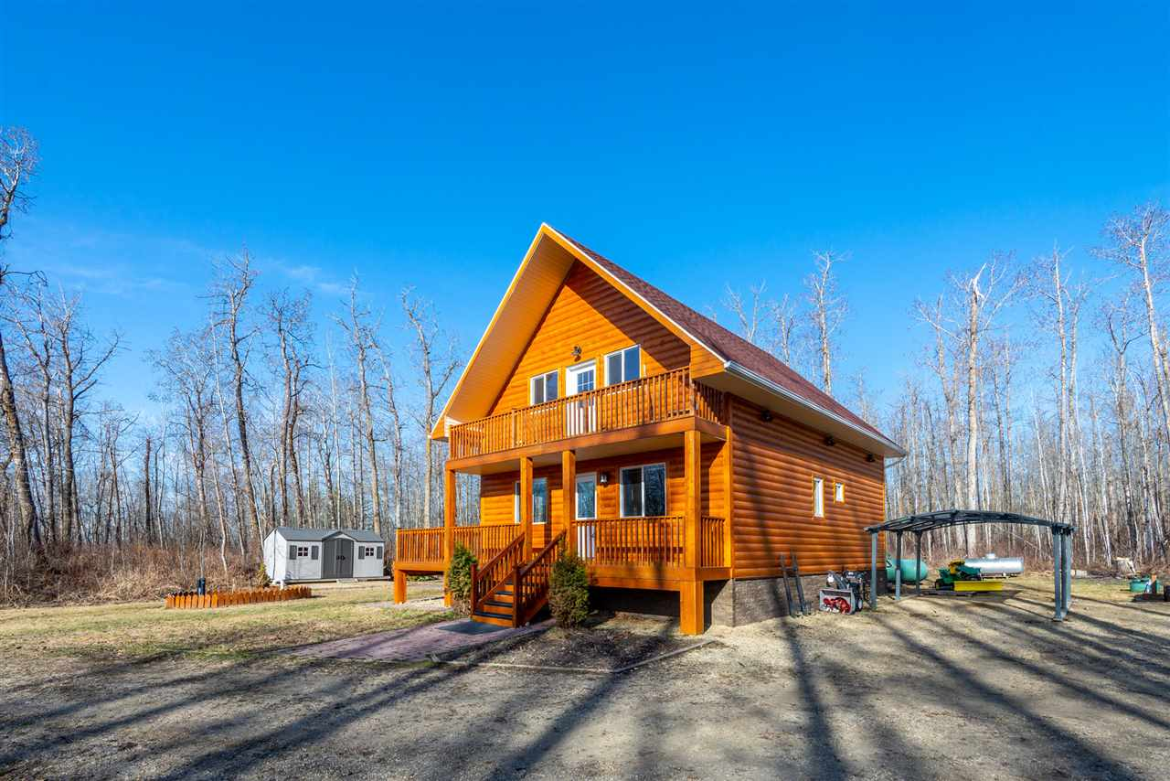 MLS® listing #E4153165 for sale located at 51558 RGE RD 212 A