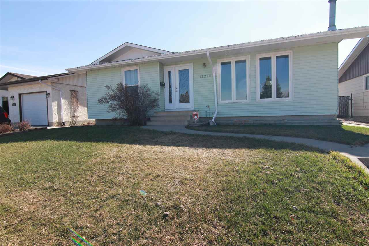 MLS® listing #E4153169 for sale located at 15219 119 Street