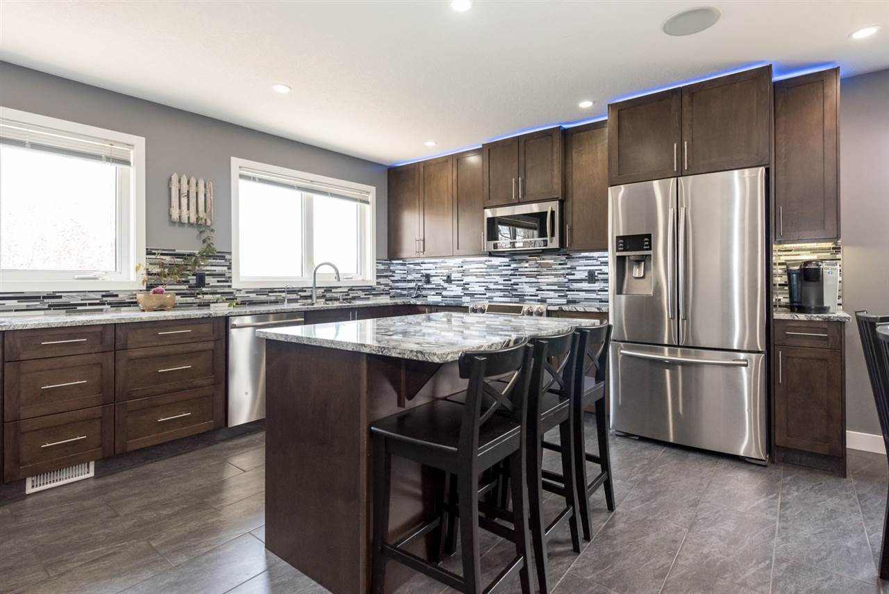 MLS® listing #E4153194 for sale located at 2535 131 Avenue