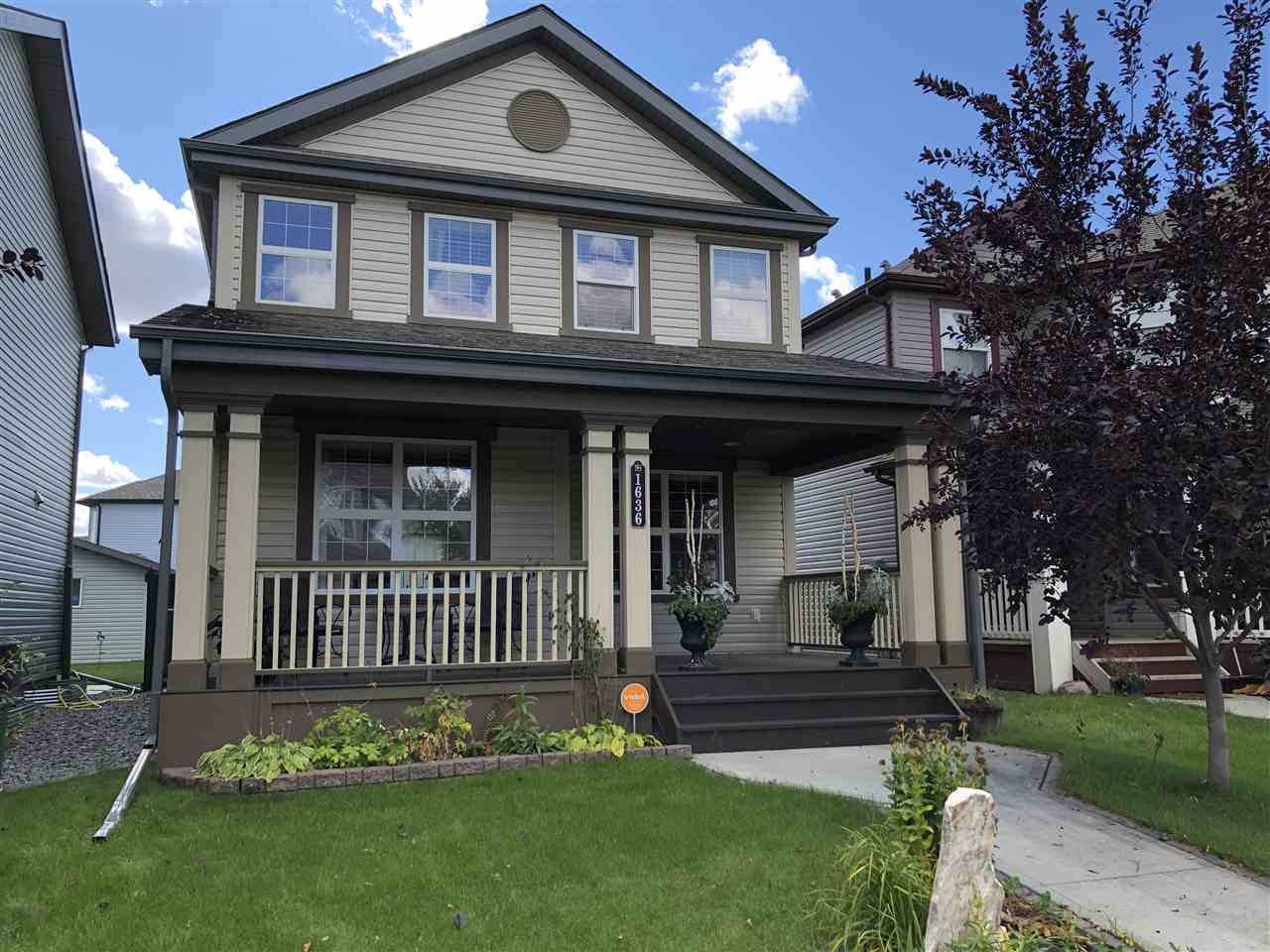 MLS® listing #E4153211 for sale located at 1636 RUTHERFORD Road