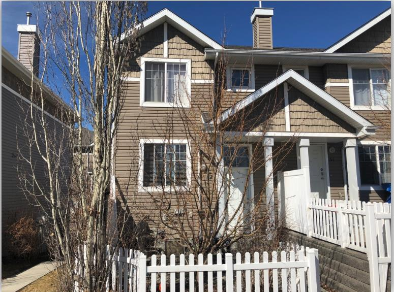 MLS® listing #E4153220 for sale located at 52 3075 Trelle Crescent NW
