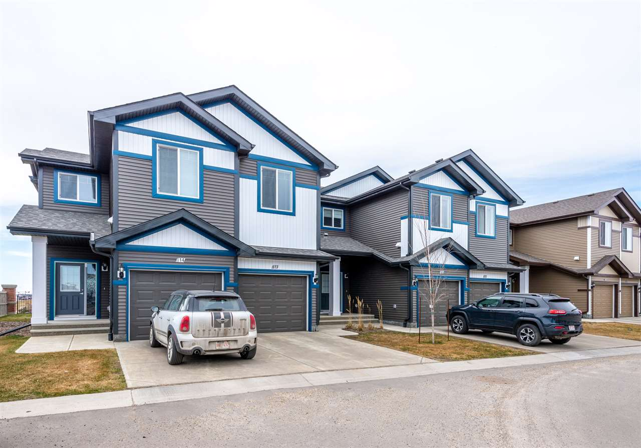 MLS® listing #E4153230 for sale located at 13 8209 217 Street