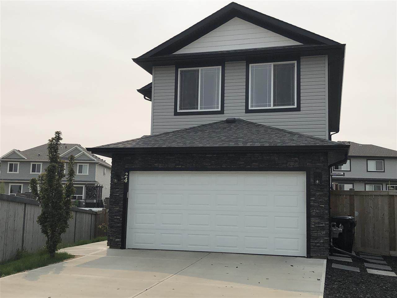 MLS® listing #E4153234 for sale located at 24 APPLEWOOD Point(e)