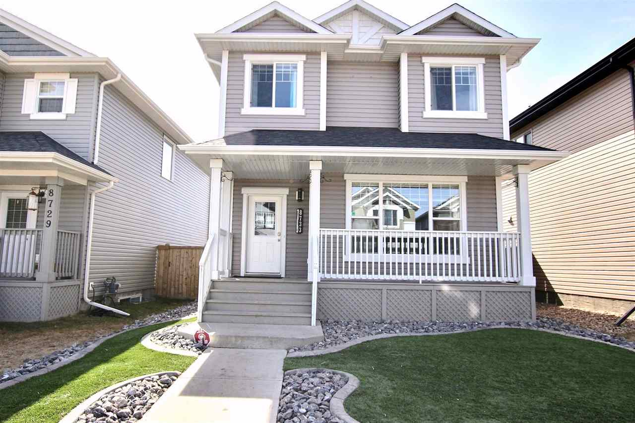 MLS® listing #E4153247 for sale located at 8733 180A Avenue