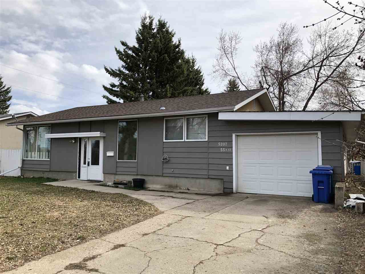 MLS® listing #E4153261 for sale located at 5207 55A Street
