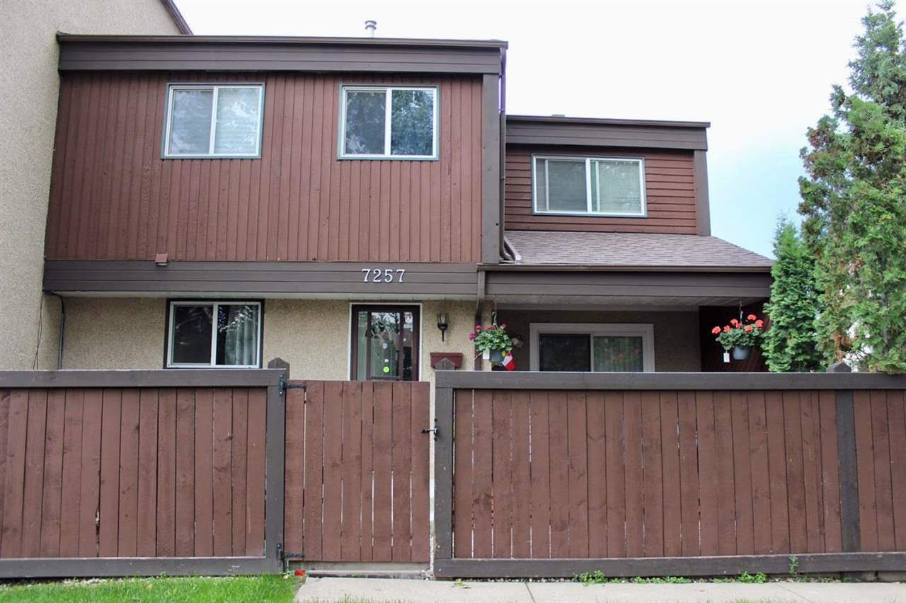 MLS® listing #E4153265 for sale located at 7257 180 Street