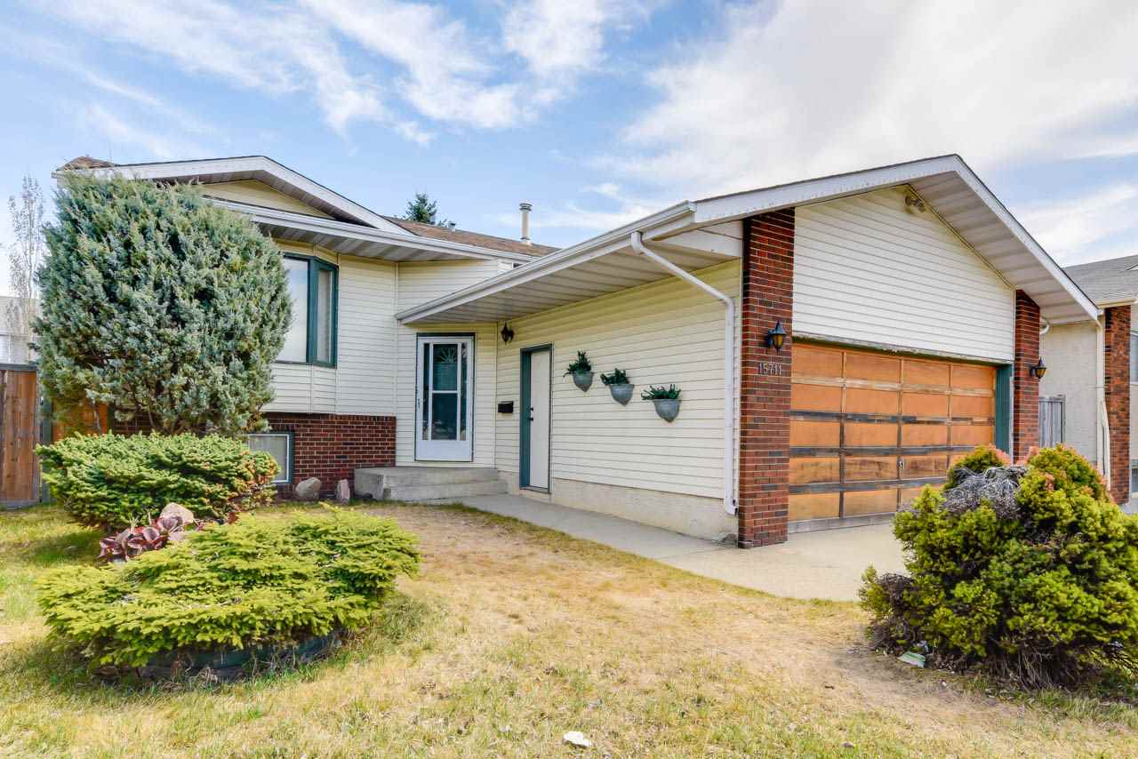 MLS® listing #E4153286 for sale located at 15711 78 Street