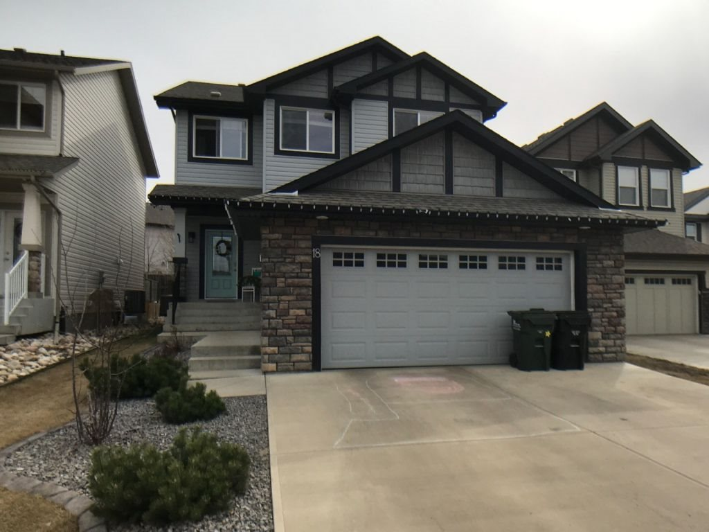 MLS® listing #E4153317 for sale located at 18 Codette Way
