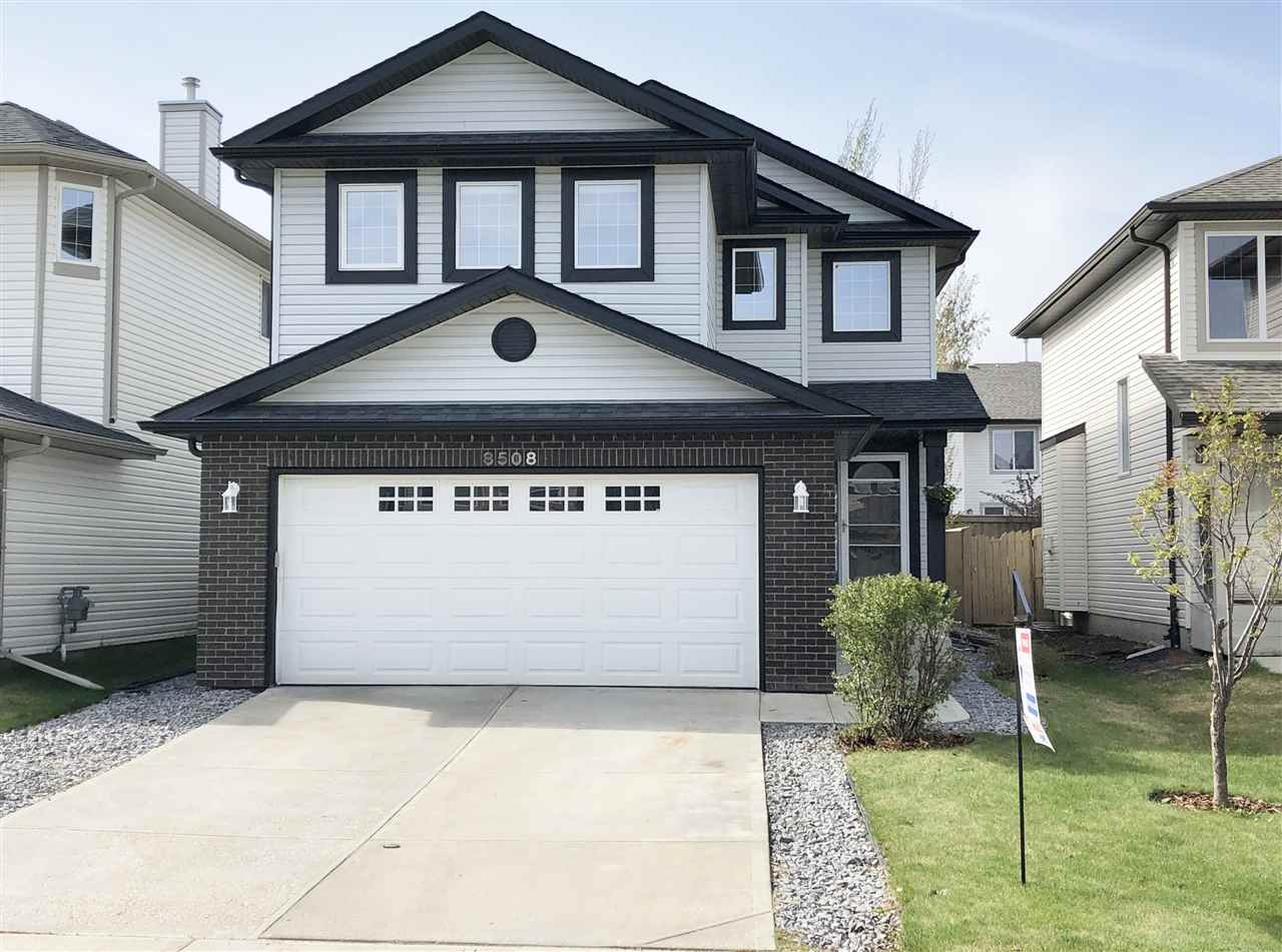 MLS® listing #E4153321 for sale located at 8508 SLOANE Crescent