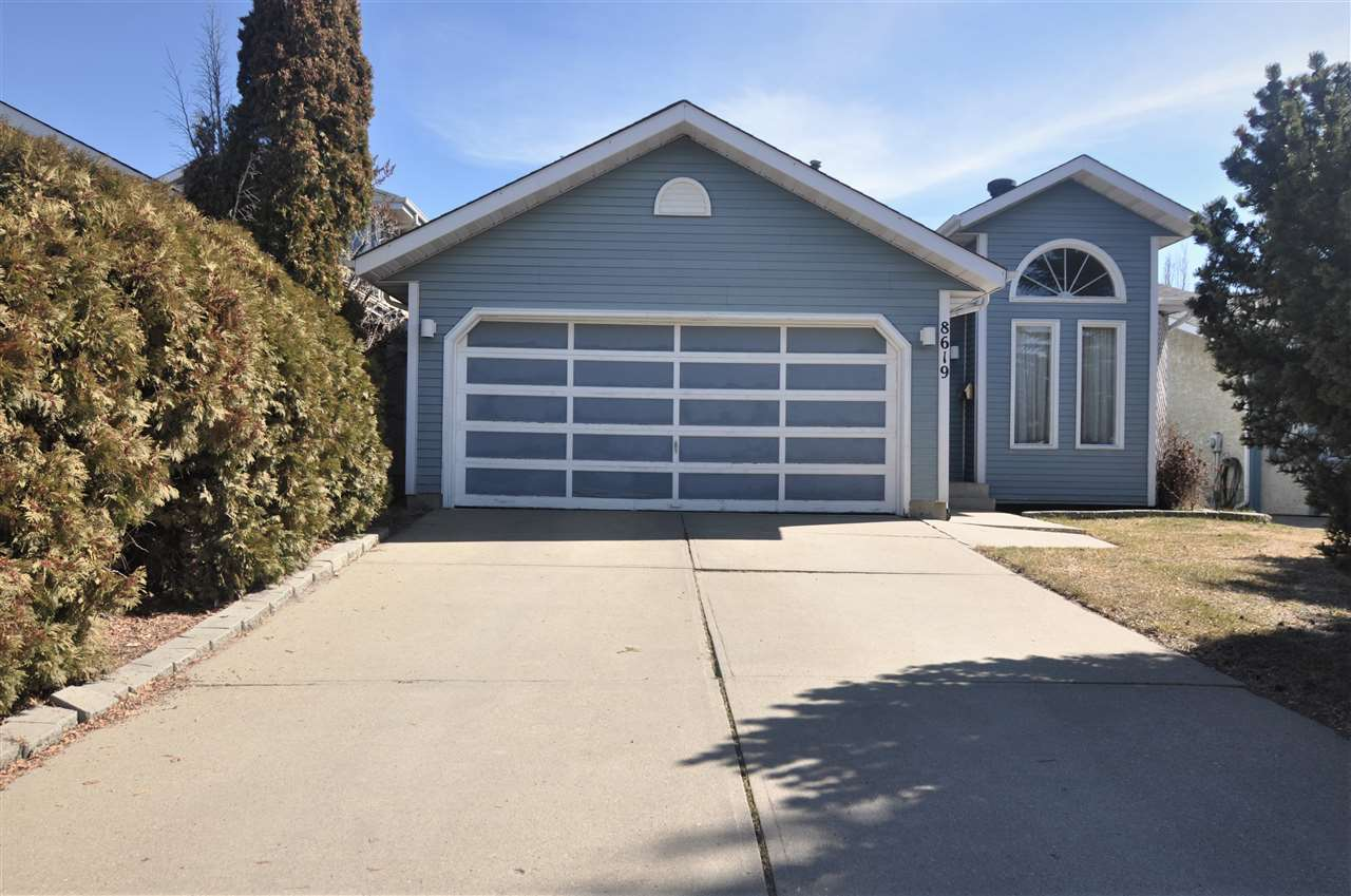 MLS® listing #E4153349 for sale located at 8619 189 Street