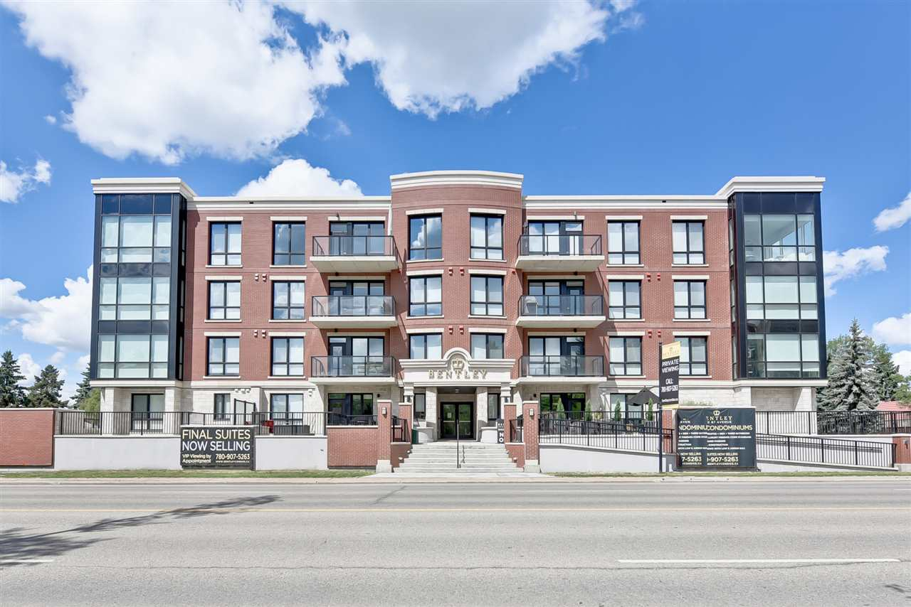 MLS® listing #E4153374 for sale located at 401 11710 87 Avenue