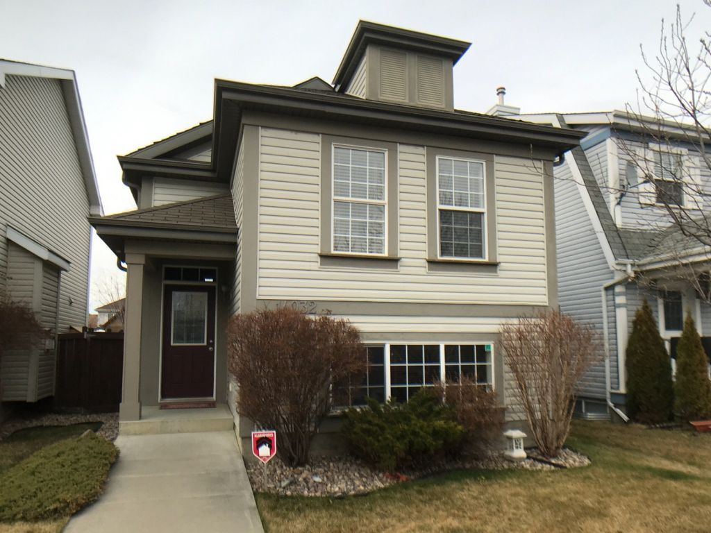 MLS® listing #E4153386 for sale located at 14032 151 Avenue