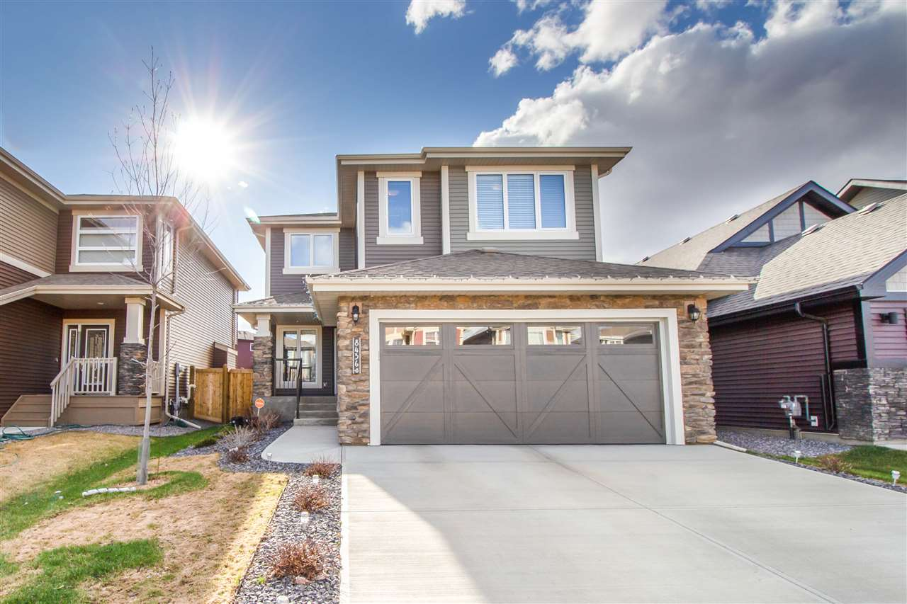 MLS® listing #E4153390 for sale located at 8436 216 ST