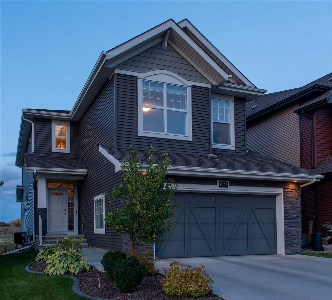 MLS® listing #E4153412 for sale located at 1029 COOPERS HAWK LINK