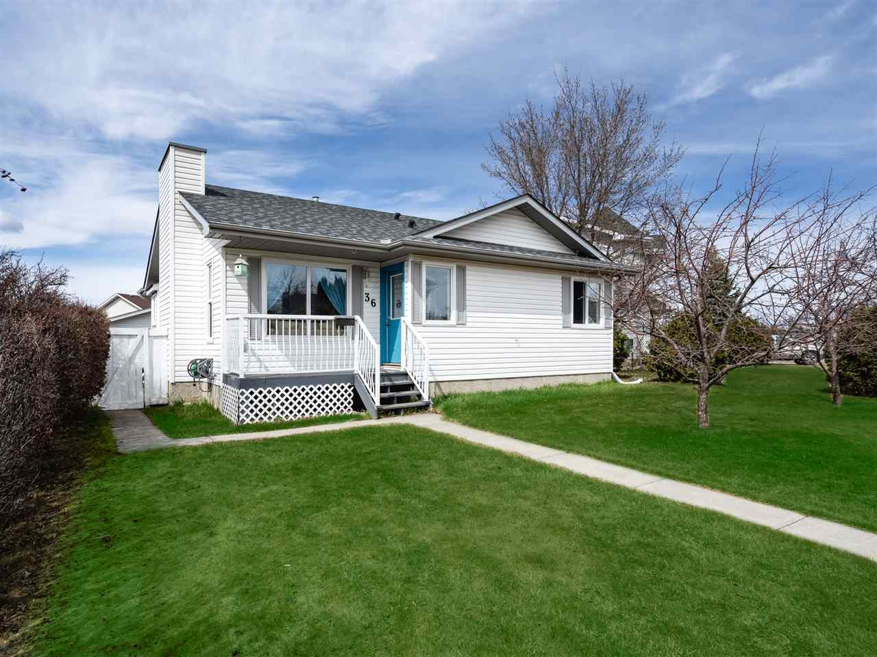 MLS® listing #E4153414 for sale located at 36 ASPENGLEN Place