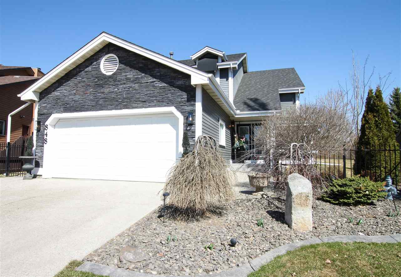 MLS® listing #E4153416 for sale located at 848 VILLAGE Lane