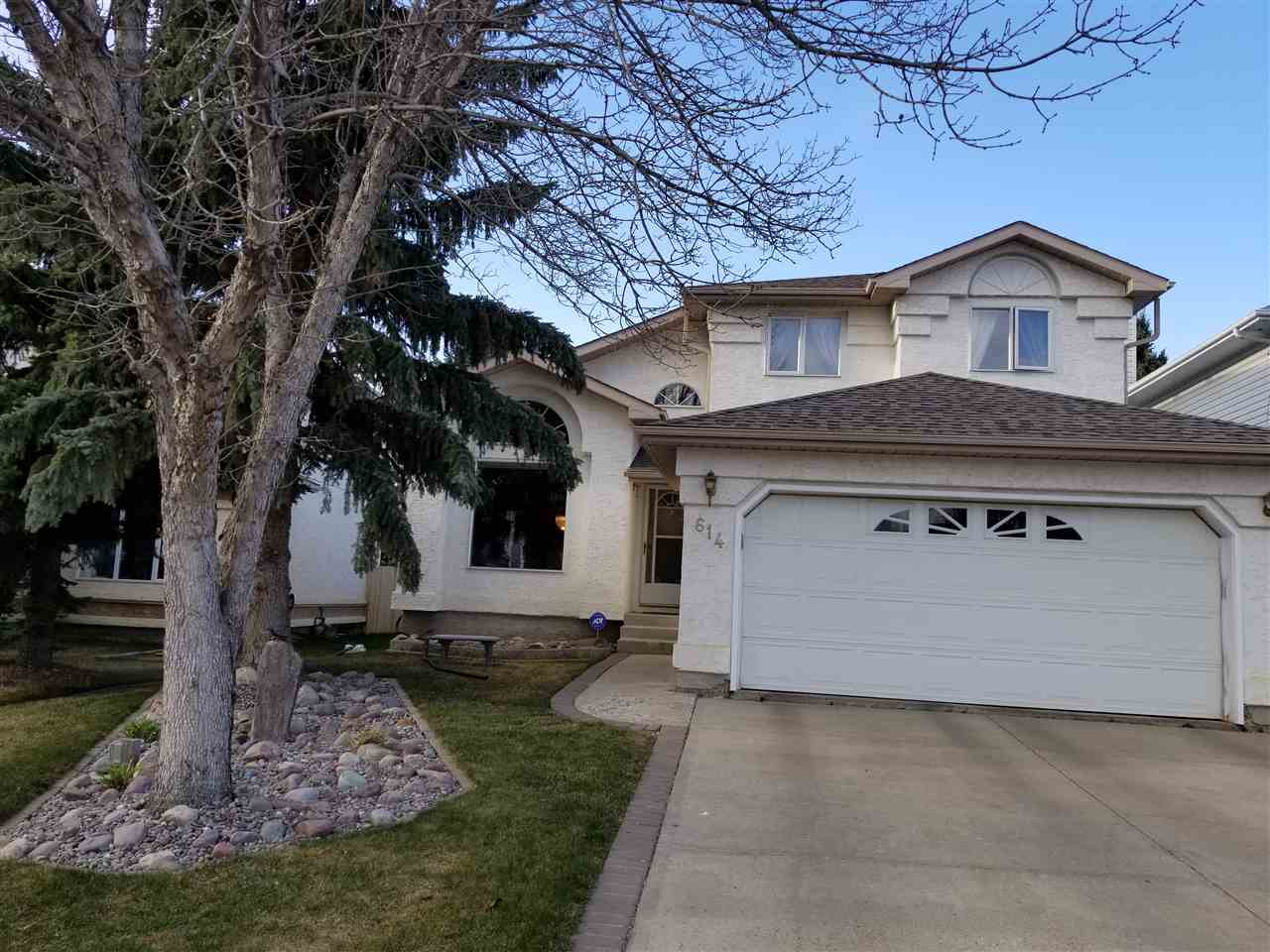 MLS® listing #E4153431 for sale located at 614 FOREST Lane