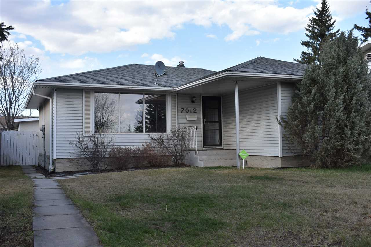 MLS® listing #E4153439 for sale located at 7012 138 Avenue