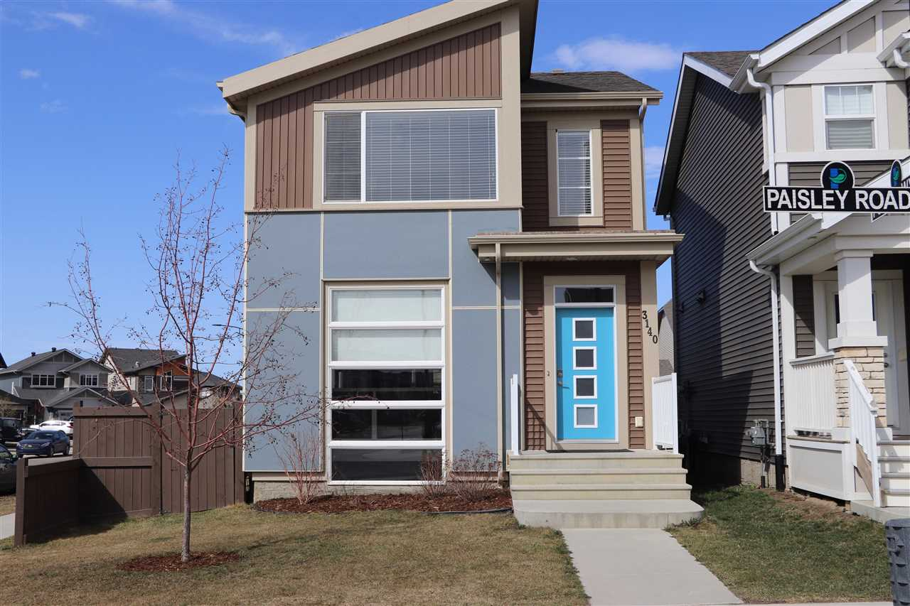 MLS® listing #E4153446 for sale located at 3140 Paisley Road SW