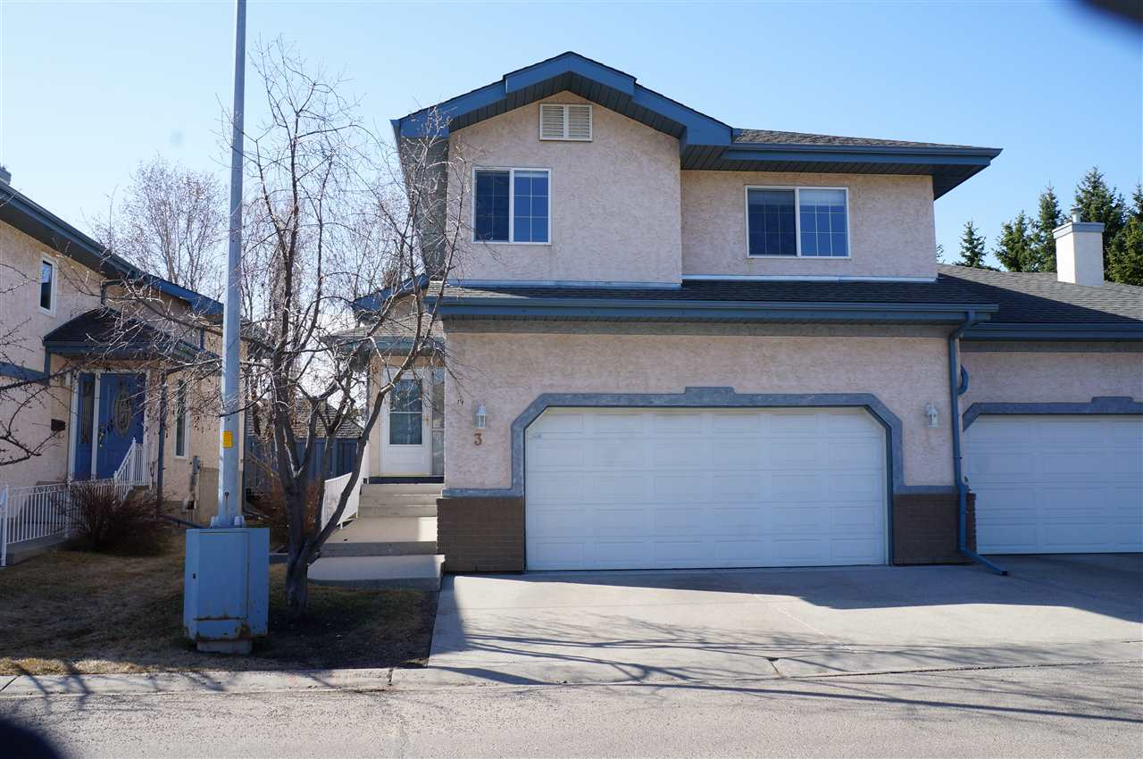 MLS® listing #E4153503 for sale located at 3 ESTATES Court