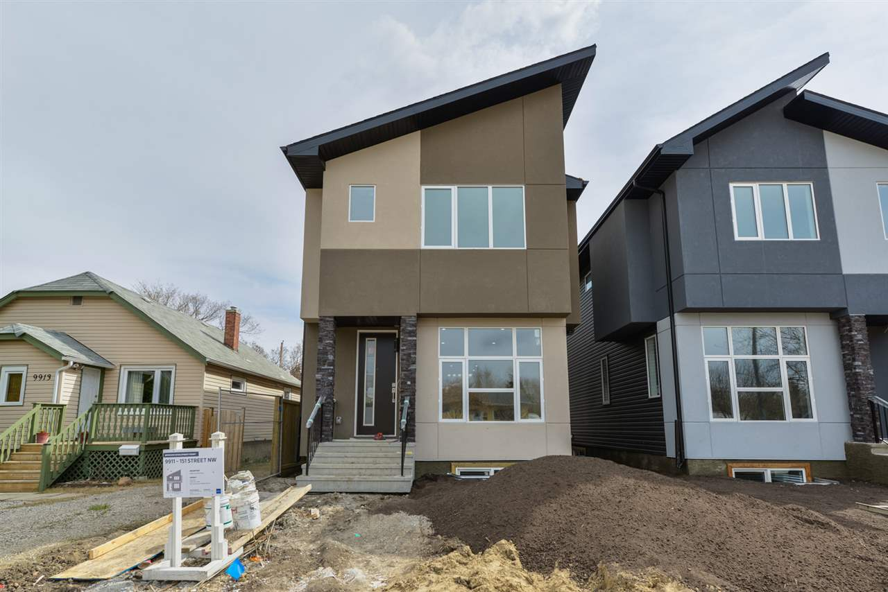MLS® listing #E4153543 for sale located at 9911 151 Street
