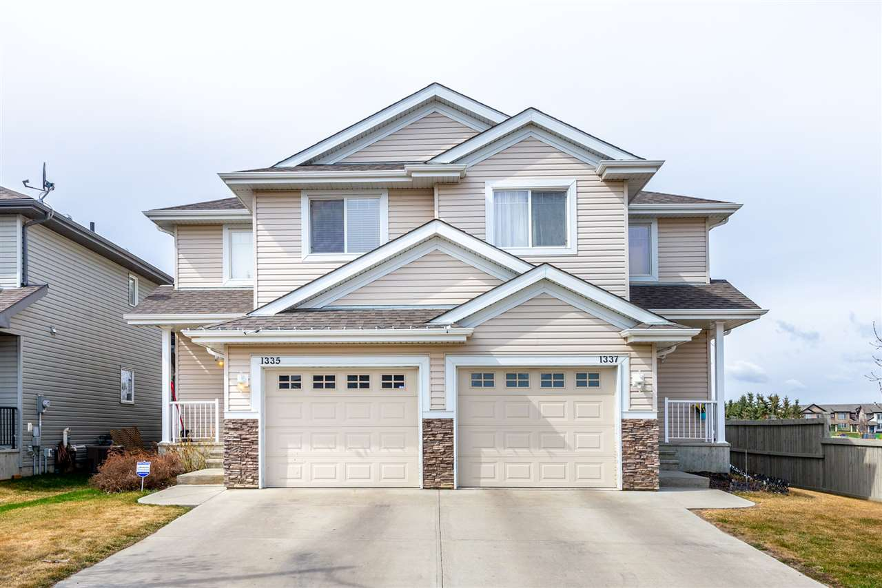 MLS® listing #E4153549 for sale located at 1335 CUNNINGHAM Drive