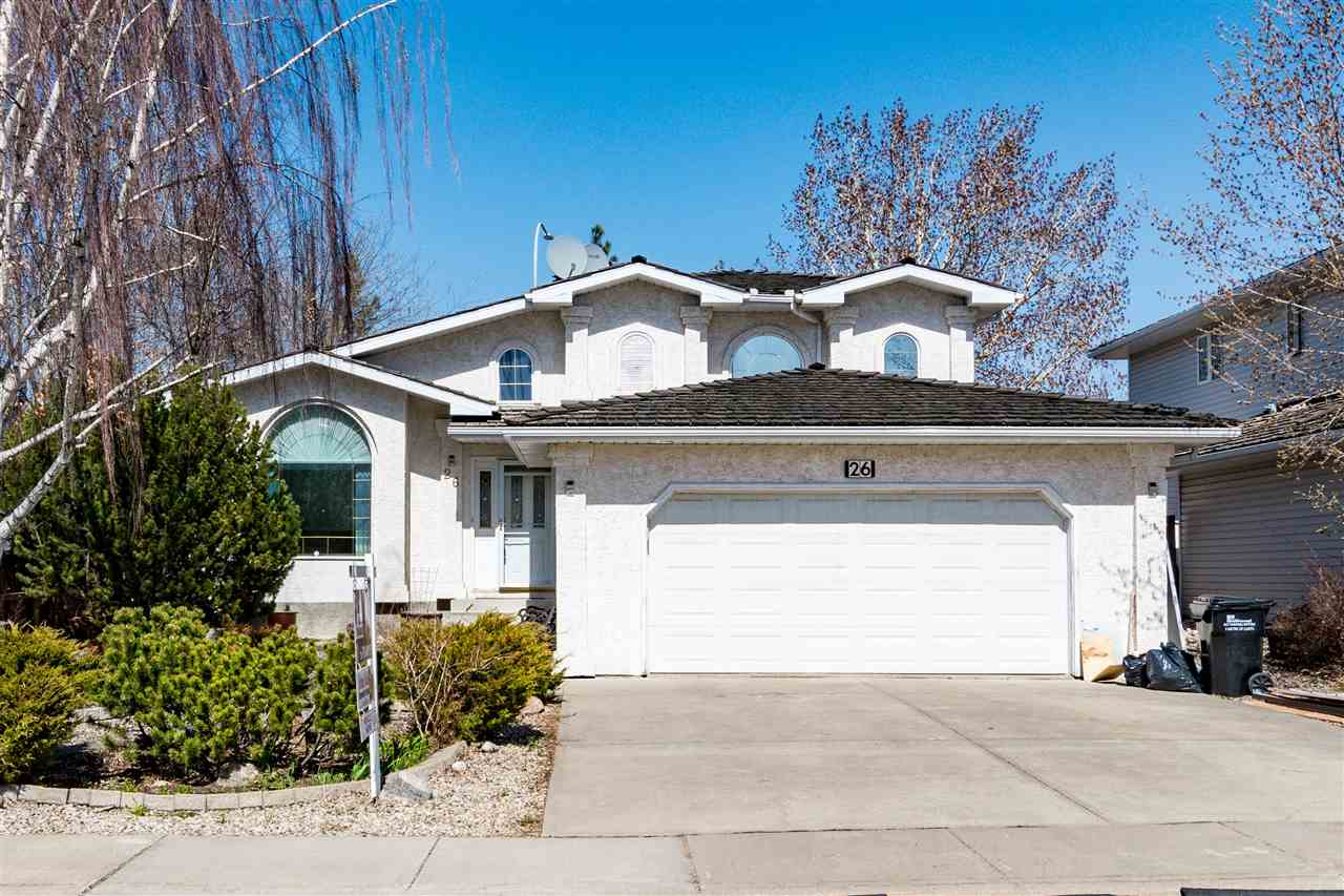 MLS® listing #E4153585 for sale located at 26 NEWPORT Drive