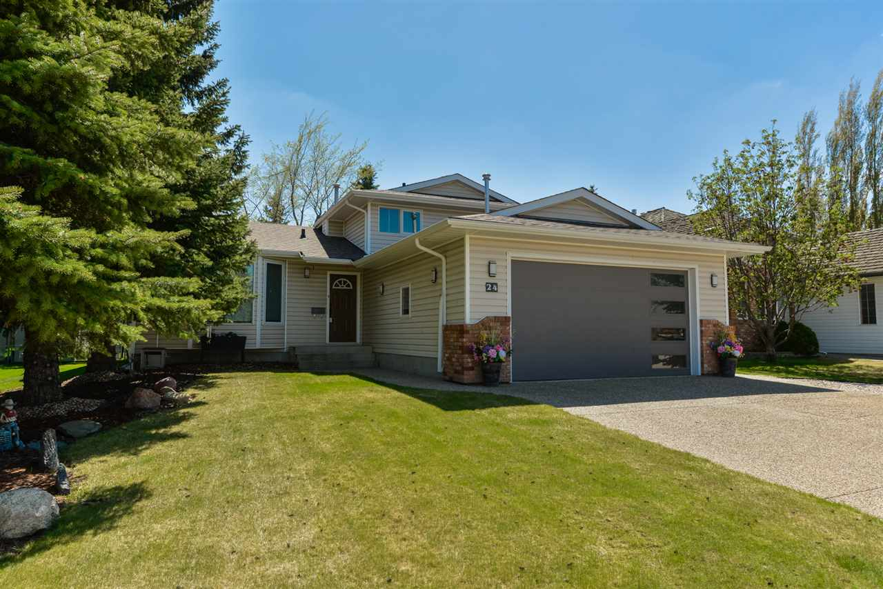 MLS® listing #E4153589 for sale located at 24 STONESHIRE Manor