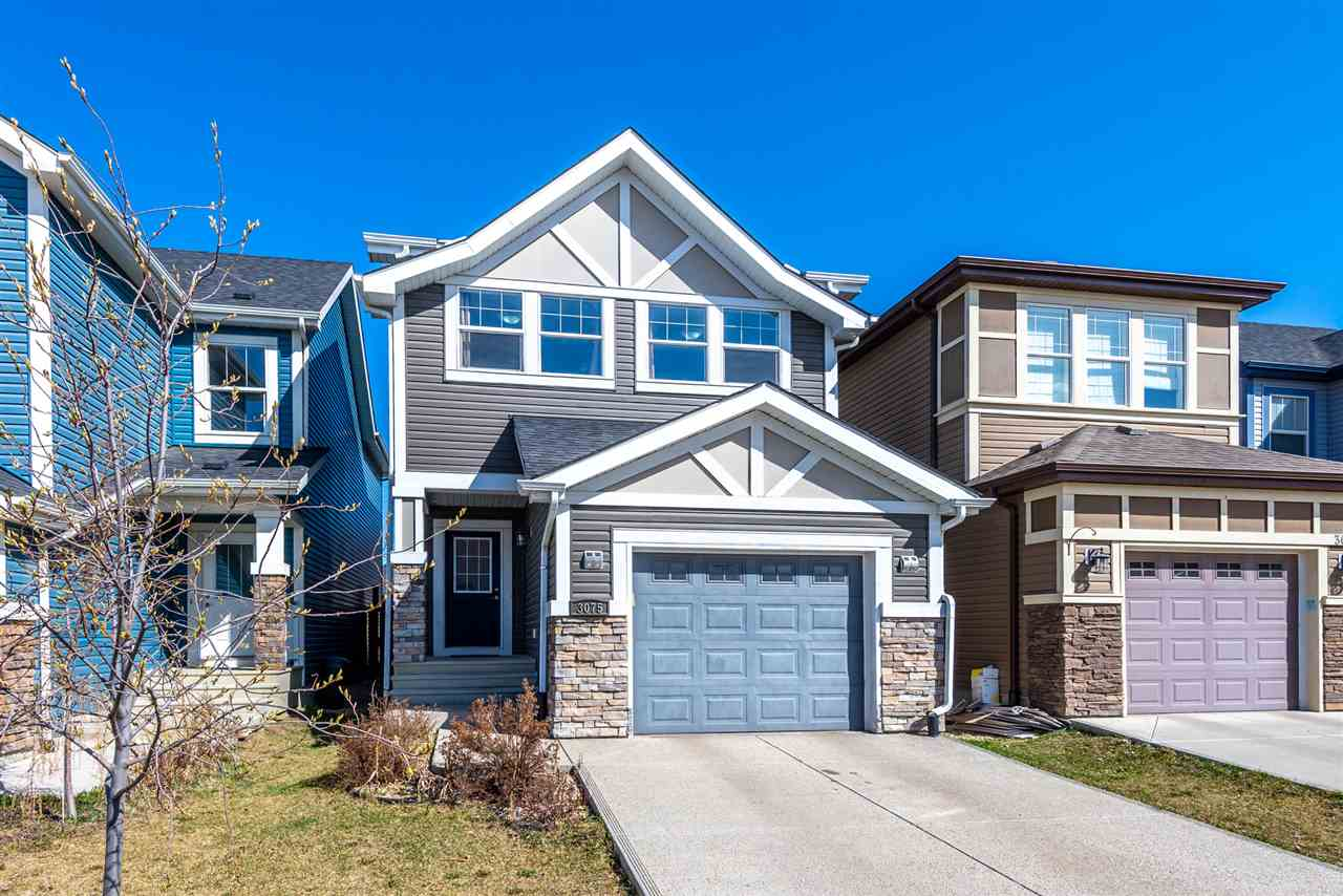 MLS® listing #E4153612 for sale located at 3075 ARTHURS Crescent