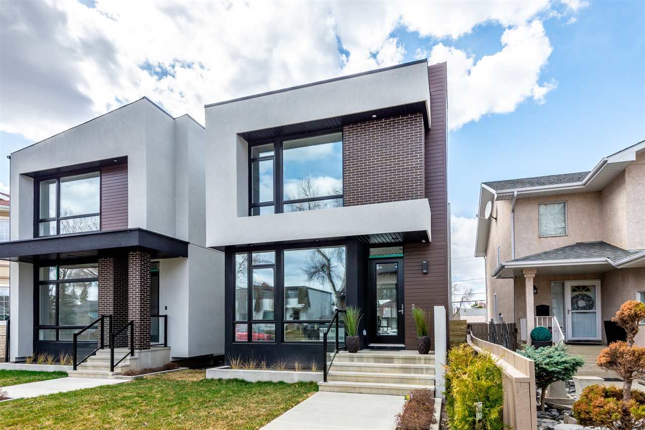 MLS® listing #E4153613 for sale located at 8814 94 Street