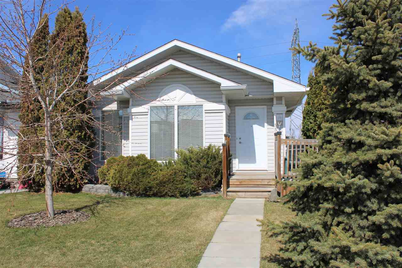 MLS® listing #E4153635 for sale located at 5526 162A Avenue