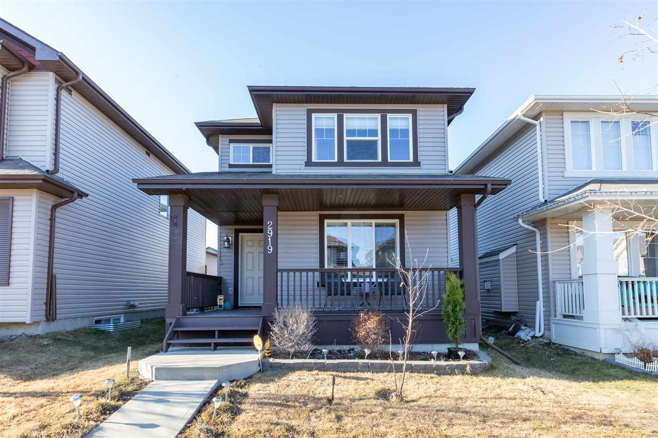MLS® listing #E4153667 for sale located at 2919 21 Avenue