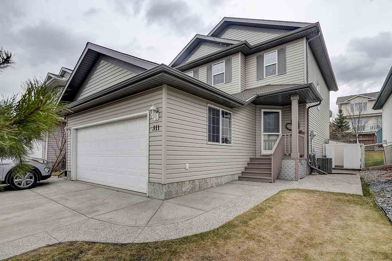 MLS® listing #E4153683 for sale located at 311 WILD ROSE Way