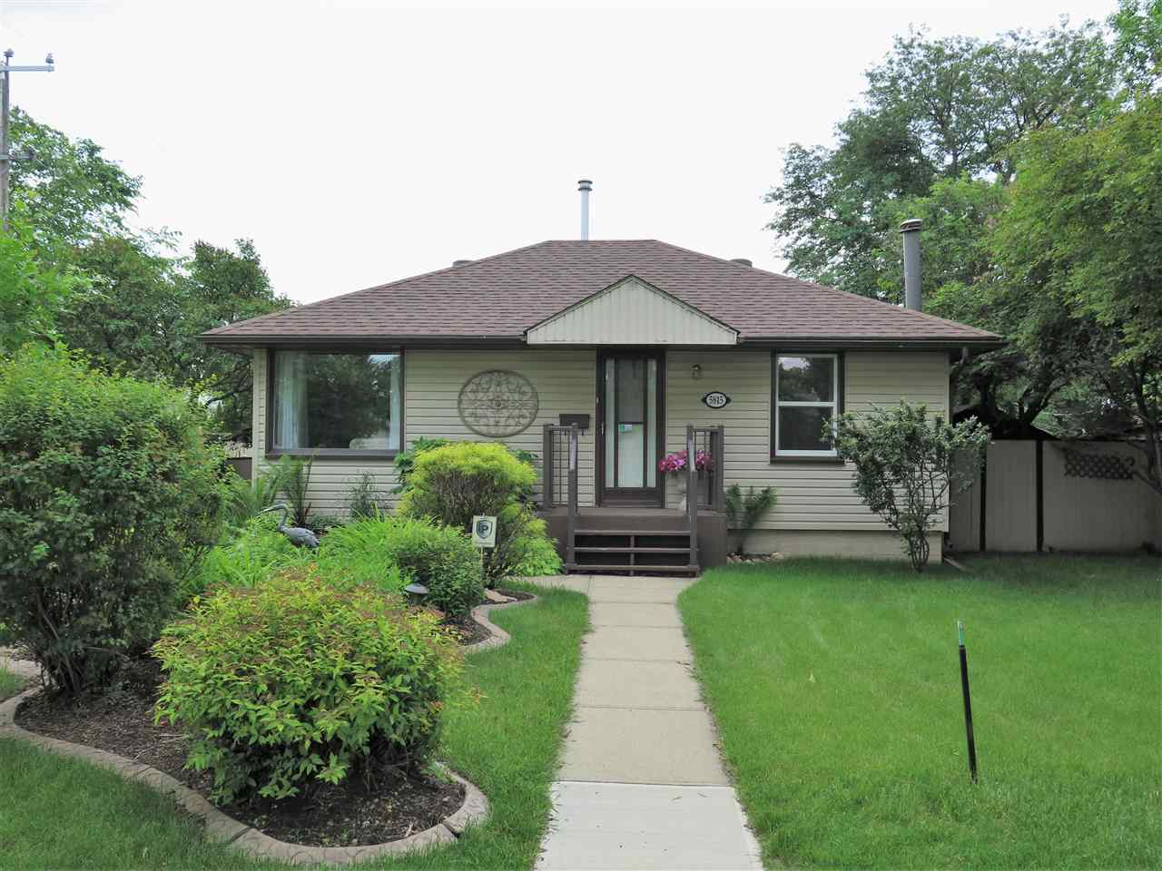 MLS® listing #E4153731 for sale located at 5815 119 Avenue
