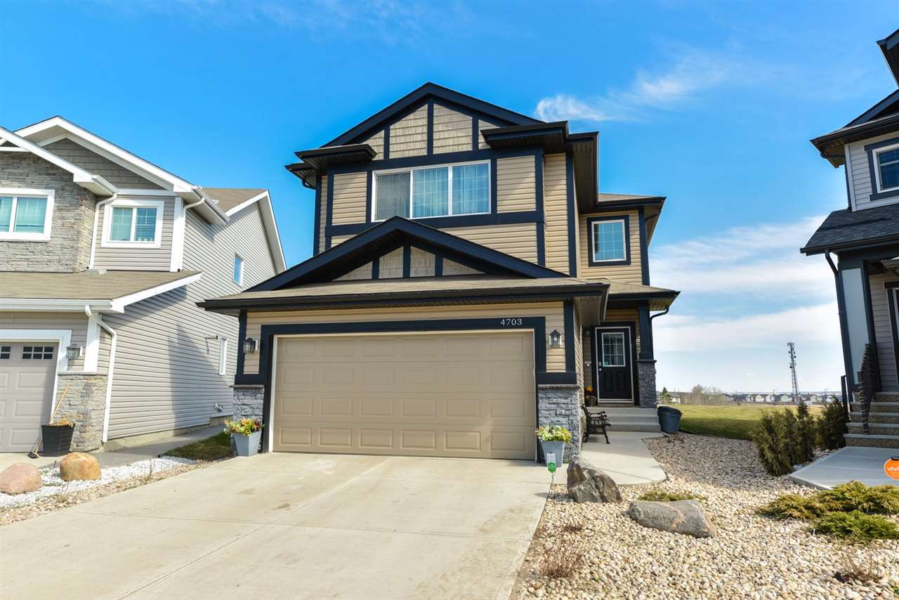 MLS® listing #E4153783 for sale located at 4703 171 Avenue