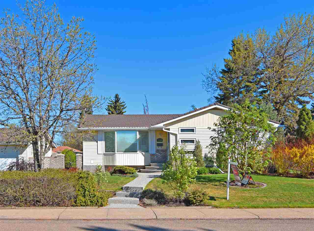 MLS® listing #E4153822 for sale located at 7110 96A Avenue