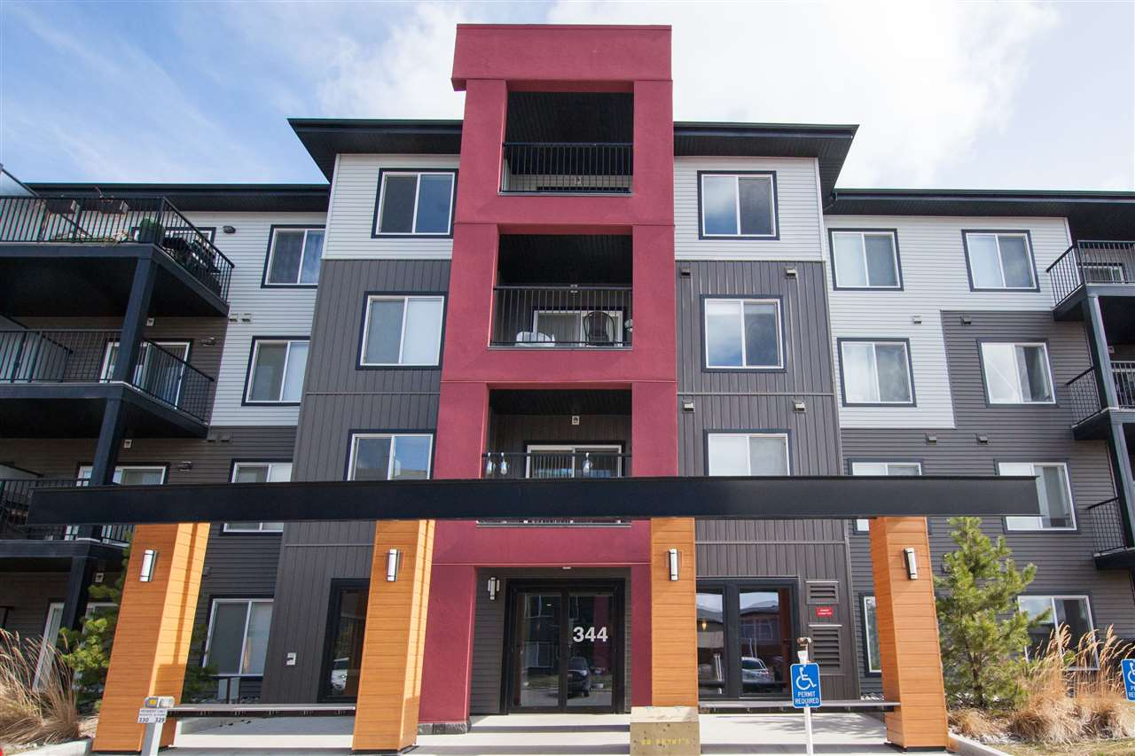 MLS® listing #E4153835 for sale located at 422 344 WINDERMERE Road