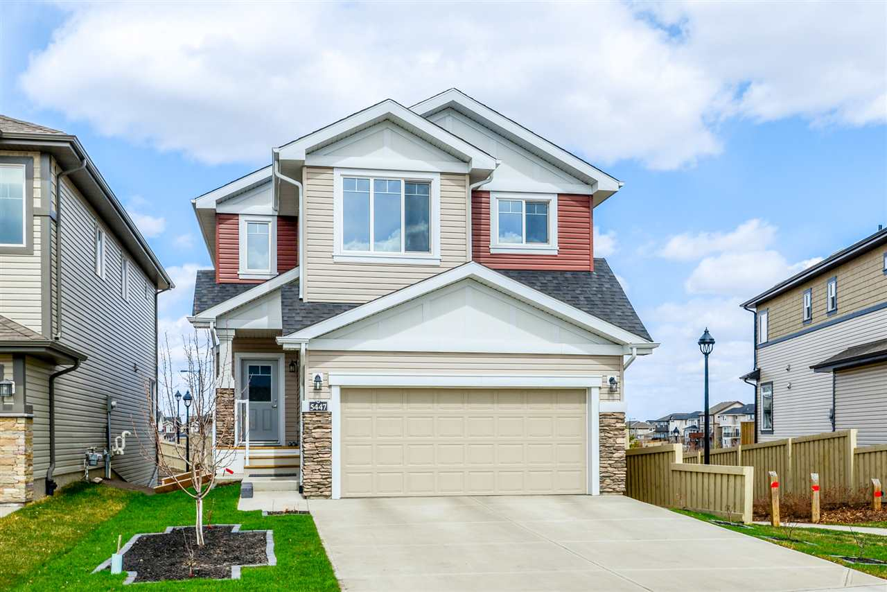 MLS® listing #E4153848 for sale located at 5447 ALLBRIGHT Square