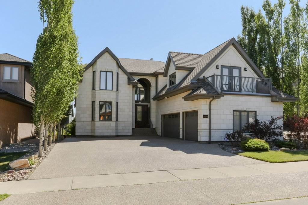 MLS® listing #E4153860 for sale located at 2474 MARTELL Crescent