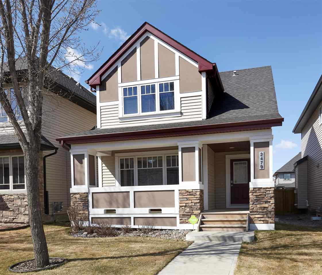 MLS® listing #E4153862 for sale located at 2479 AUSTIN Crescent