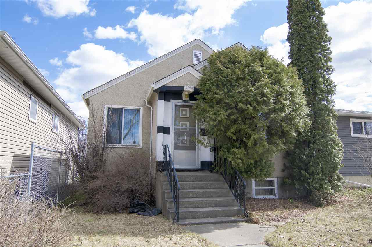 MLS® listing #E4153897 for sale located at 11639 94 Street