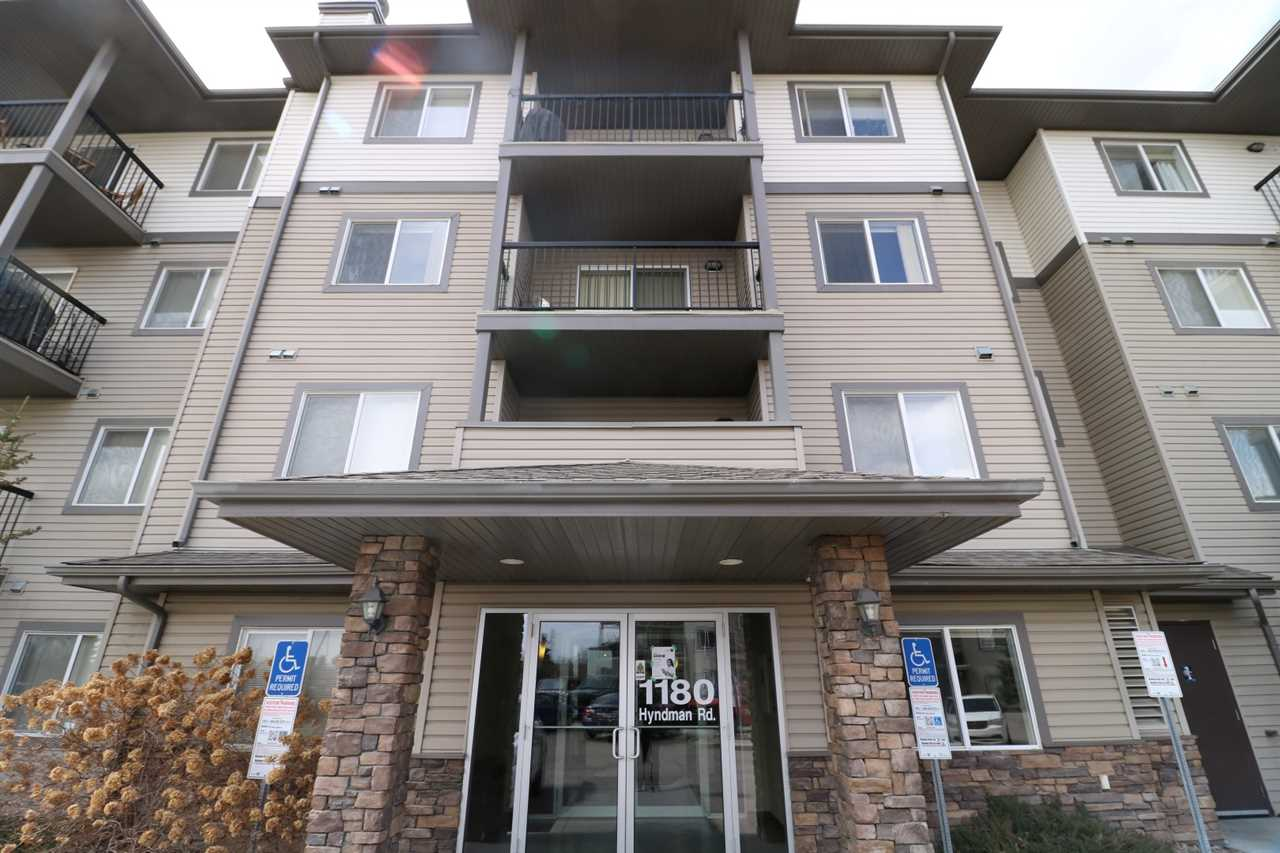 MLS® listing #E4153940 for sale located at 220 1180 HYNDMAN Road