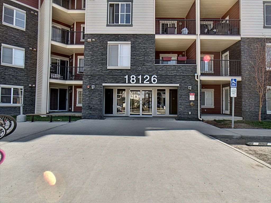 MLS® listing #E4154028 for sale located at 421 18126 77 Street