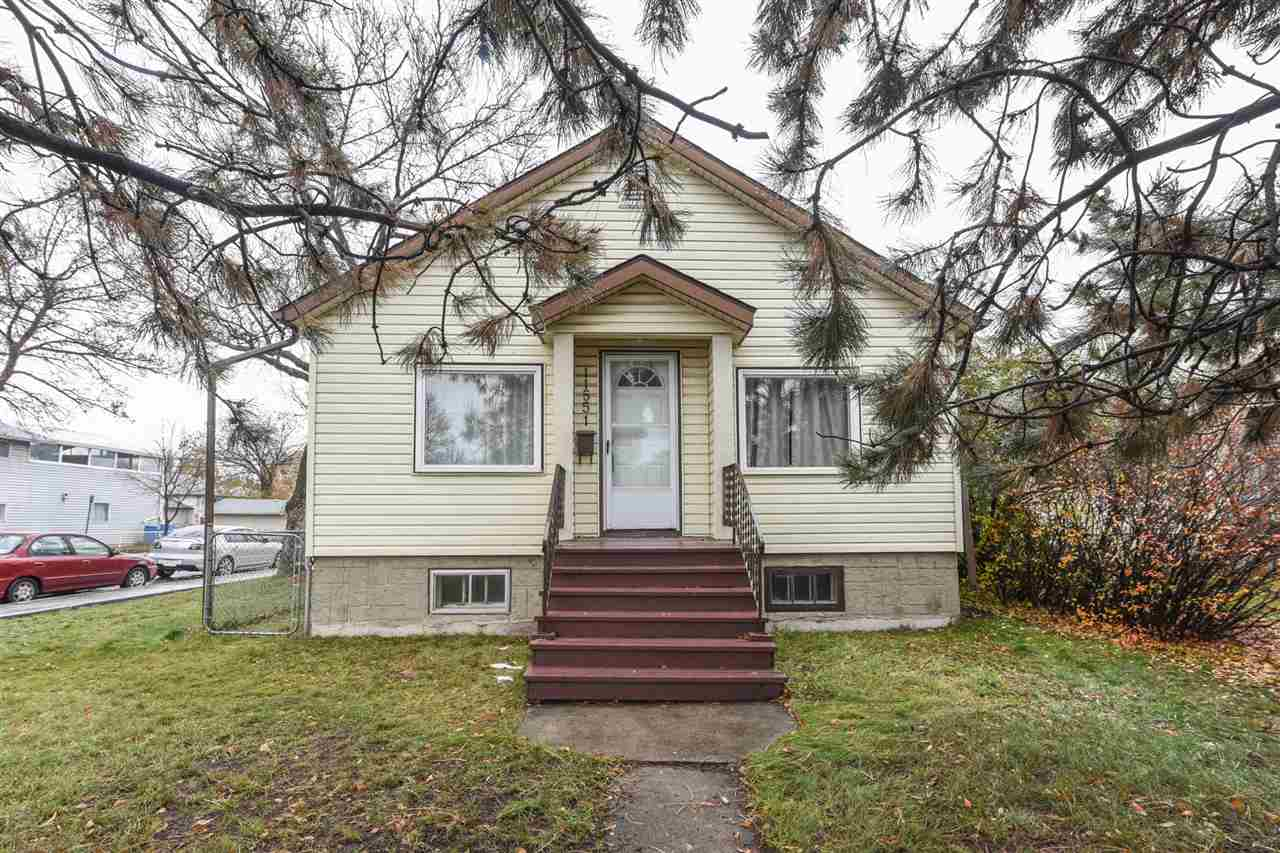 MLS® listing #E4154071 for sale located at 11551 101 Street