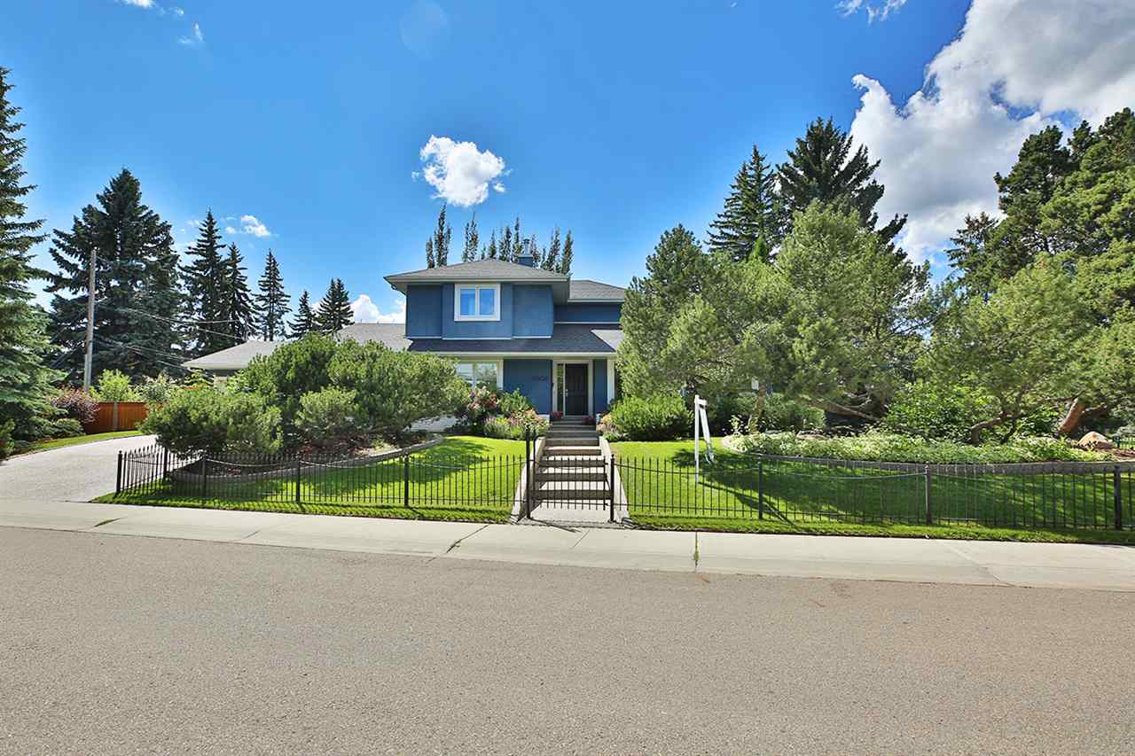 MLS® listing #E4154073 for sale located at 9508 141 Street