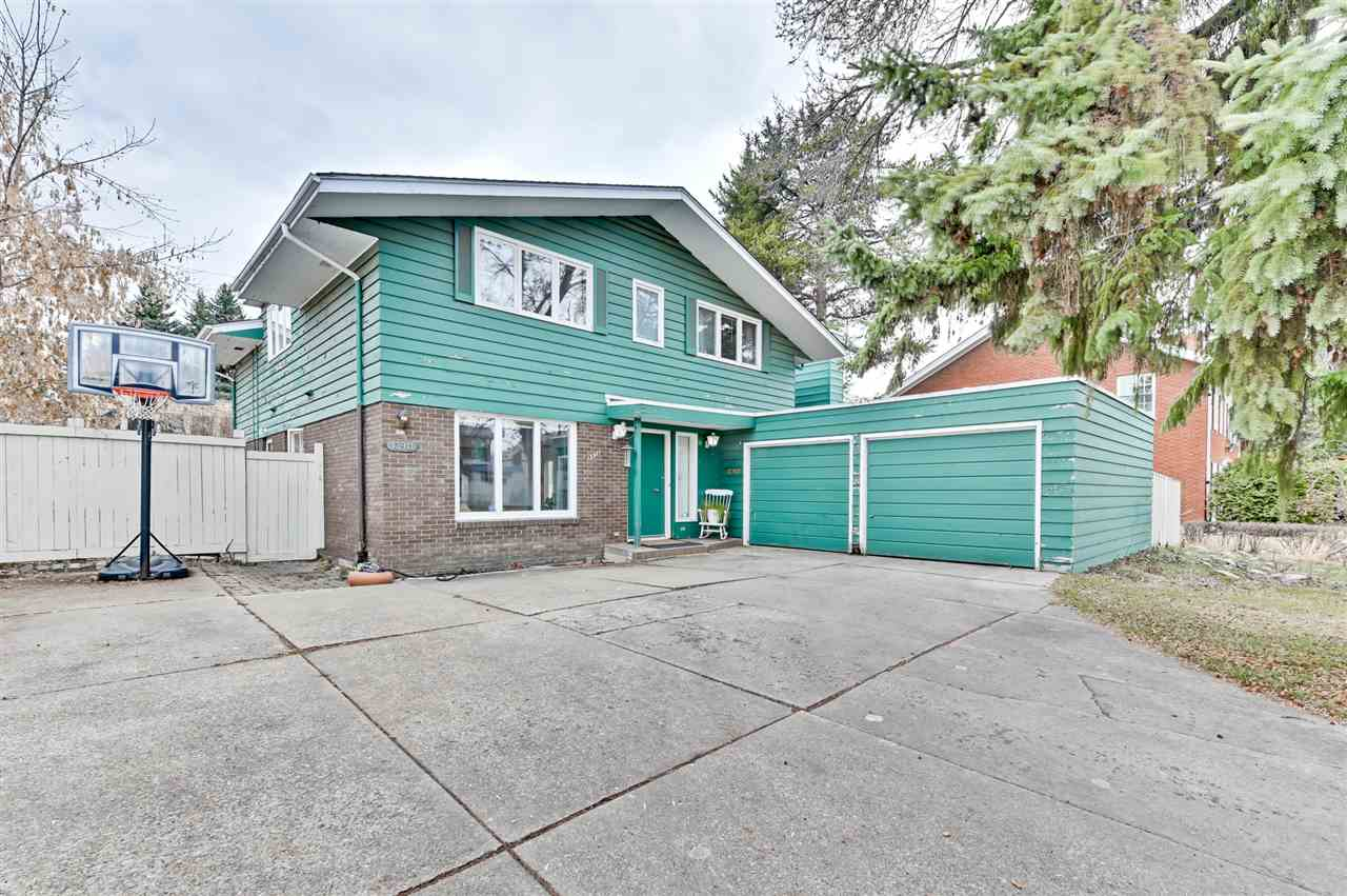 MLS® listing #E4154079 for sale located at 13911 VALLEYVIEW Drive