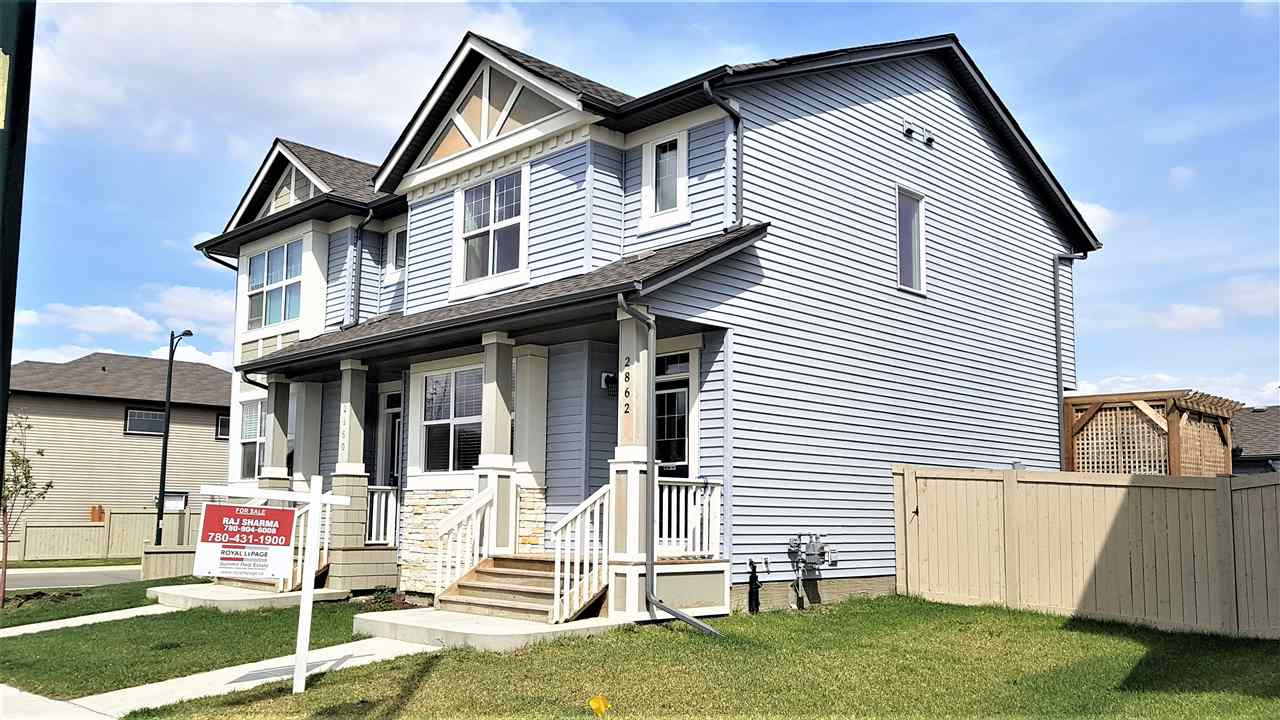 MLS® listing #E4154086 for sale located at 2862 MAPLE Way